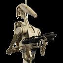 Battle, Droid icon