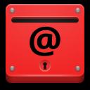 Places mail folder inbox icon