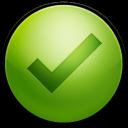 ok, checked, check on, yes, correct, tick, checkmark, right icon