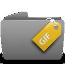 gif, folder icon