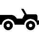 Car, Jeep, Vehicle icon