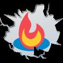 feedburner, inside icon