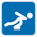 , Skating, Speed icon