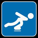 , Skating, Speed icon