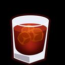 Black, Cocktail, Russian icon