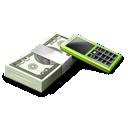 Business, Calculator, Cash, Money icon