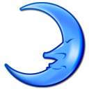 moon, night, kmoon icon
