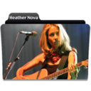 heather,nova,artist icon