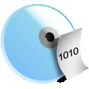 disc, data icon