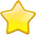 new, star, bookmark, etoile icon