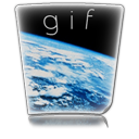 paper, file, document, gif icon