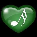 music, social, media icon
