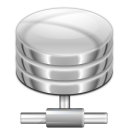 db, network, database, server icon