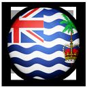 flag, british, territory, ocean, indian, of icon