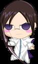 Bleach Chibi Nr 9 Ishida by rukichen icon