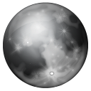 Full, Moon, Phase icon