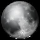 phase, moon icon
