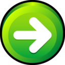 button,next,forward icon