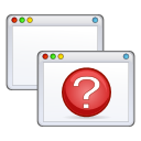 panel, window, menu icon