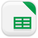 libreoffice calc icon