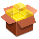 Box, Dropbox, Modules, Products icon