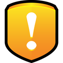 protect, warning, security icon