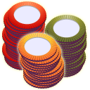 stacks,chip icon