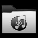 itunes,folder icon