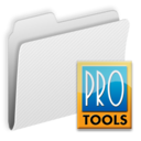 Folder ProTools icon