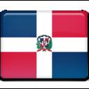 dominican,republic,flag icon