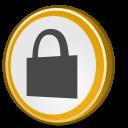 dialog, password icon