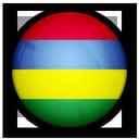 mauritius, of, flag icon