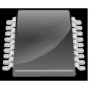 kcmmemory, microchip, memory, processor, cpu, ram, mem icon