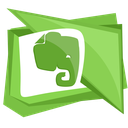 social, elephant, media, note, evernote icon