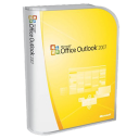 outlook, office icon