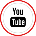 logo, youtube, brand, social, media icon