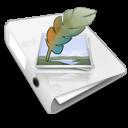 Folders Photoshop icon