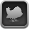 animal, twitterrific, bird icon
