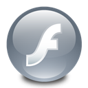Flash, Macromedia, Player icon