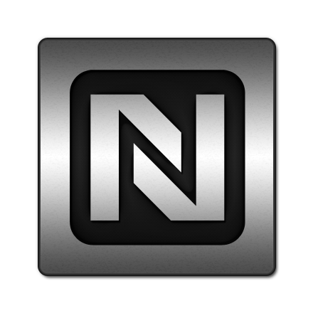logo, netvous, square icon