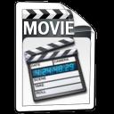 Movie, Video icon