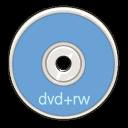 dvd, rw, disc icon