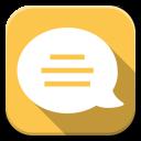 Apps Gnome Subtitles C icon