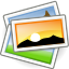 gallery, photo, photos, images icon