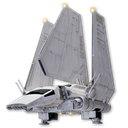 Imperial, Shuttle icon