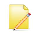 document, write, edit, writing, file, paper icon