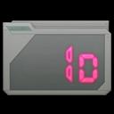 folder adobe indesign icon