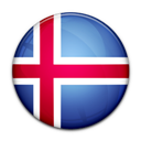 Flag, Iceland, Of icon