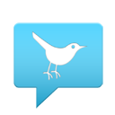 Android, Twitter icon