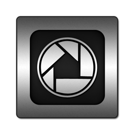 picasa, square, logo icon